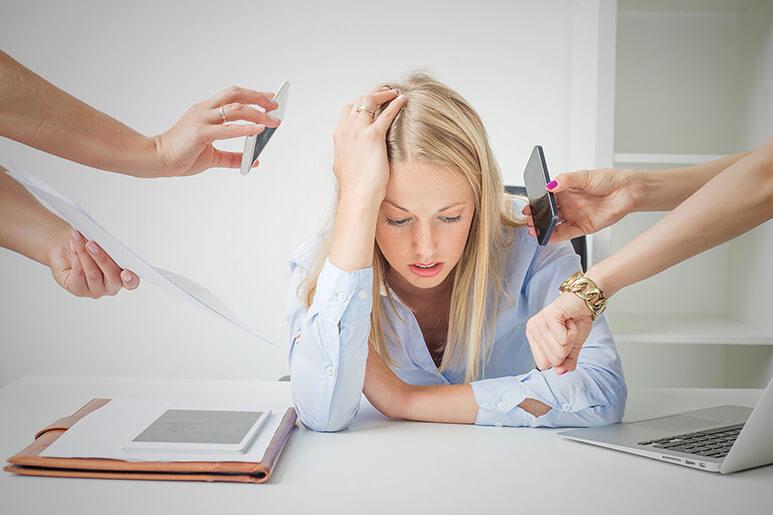 Stress Sophrologie